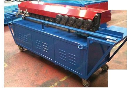 Flange Rollformer